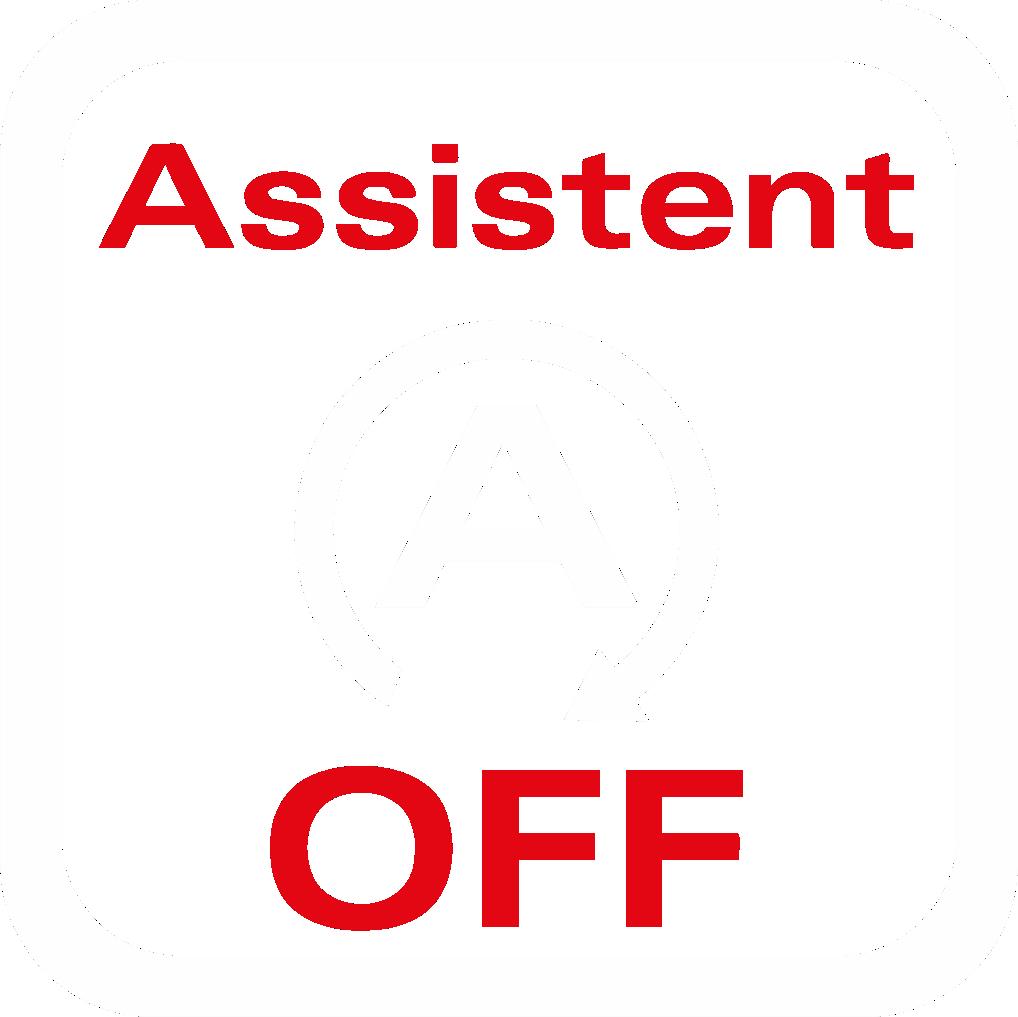 Sämtliche Assistenz- und Komfortsysteme deaktivieren Auto Hold ausschalten