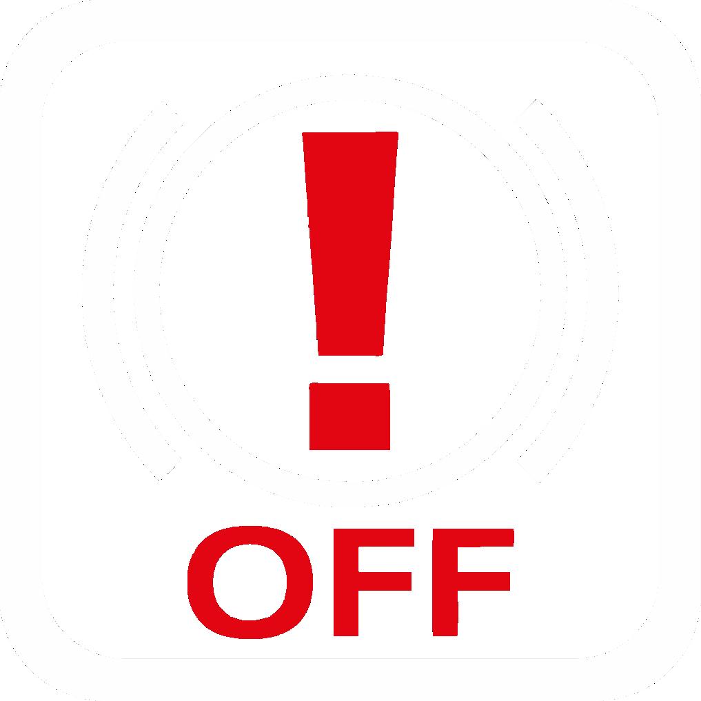 Handbremse lösen - nicht bremsen -Automatische Feststellbremse aus